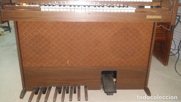 Instrumentos musicales: mod. ELKA 18 Made in Italy - Foto 9 - 194722736