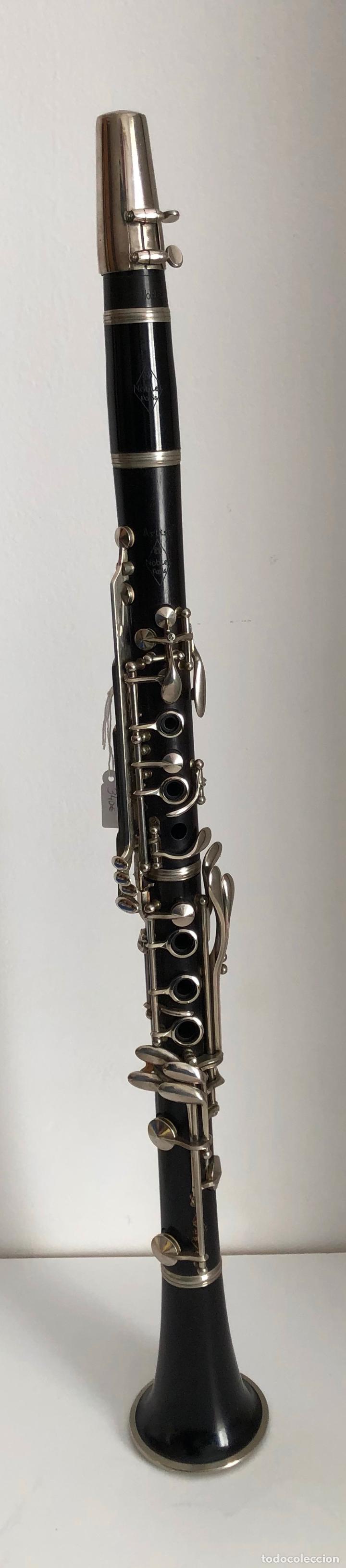 Instrumentos musicales: CLARINETE NOBLET PARIS - Foto 7 - 194878962