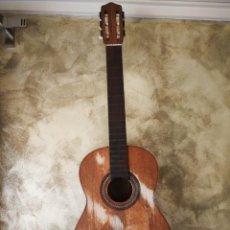 Instrumentos musicales: GUITARRA RICARDO SANCHÍS PARA RESTAURAR . Lote 195012201