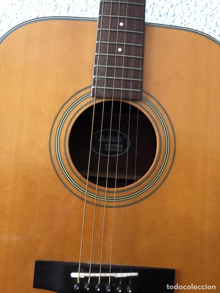 Instrumentos musicales: Guitarra acústica Ibanez lonestar series - Foto 2 - 195095378