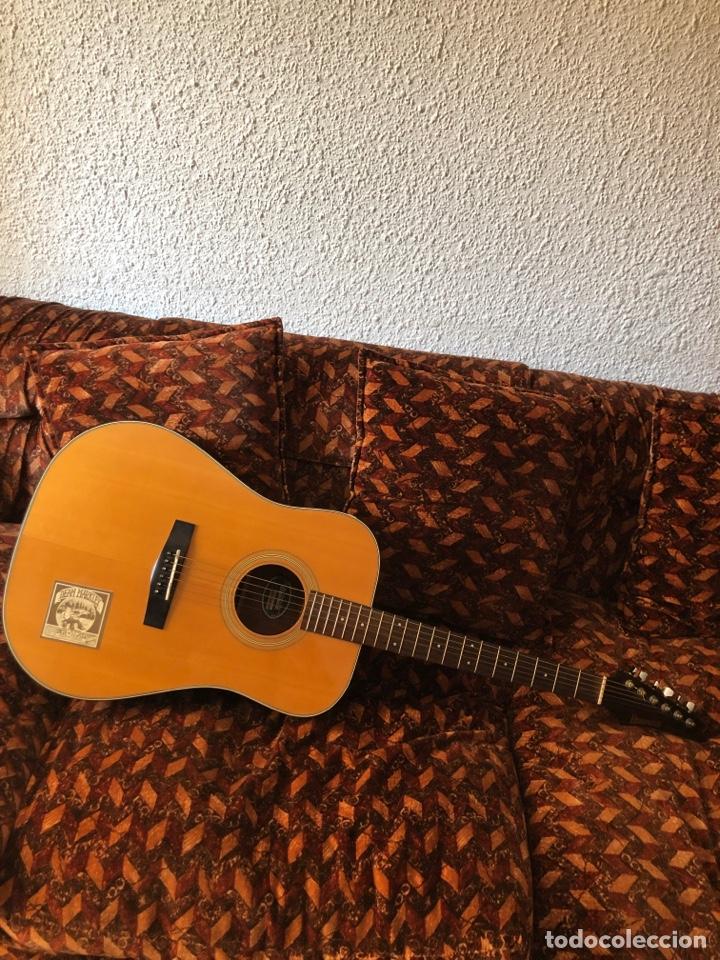 Instrumentos musicales: Guitarra acústica Ibanez lonestar series - Foto 4 - 195095378