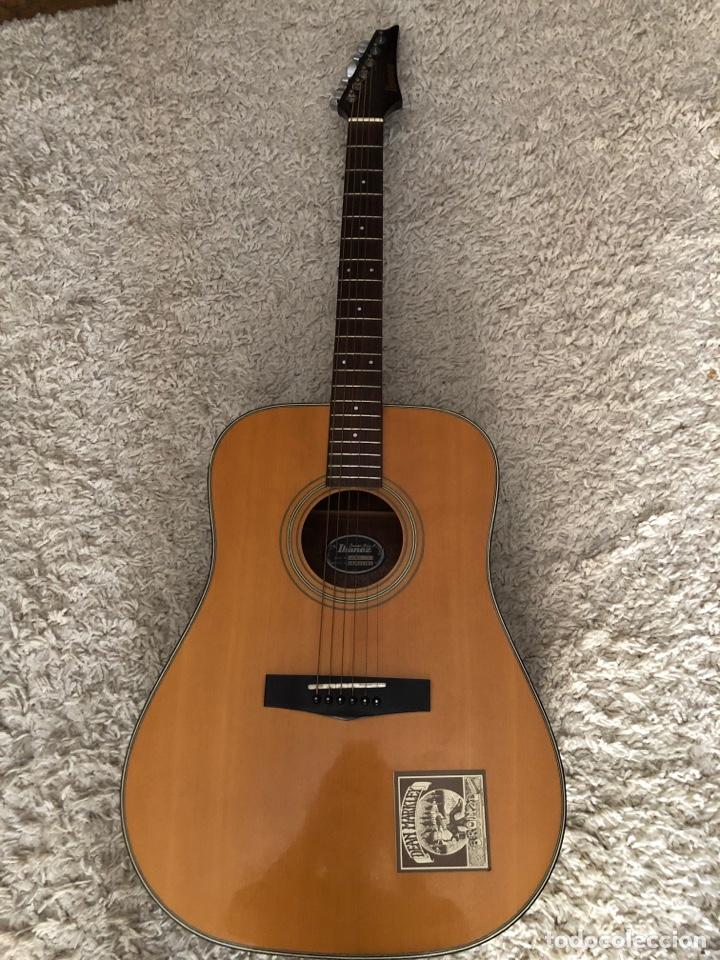 Instrumentos musicales: Guitarra acústica Ibanez lonestar series - Foto 6 - 195095378