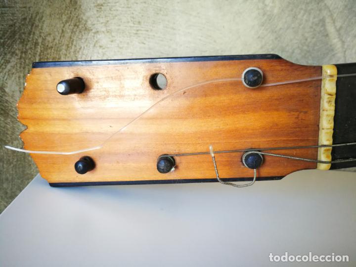 Instrumentos musicales: GUITARRA FLAMENCA DE PALILLOS CARDEÑAS GUERRA 1963 - Foto 9 - 195145760