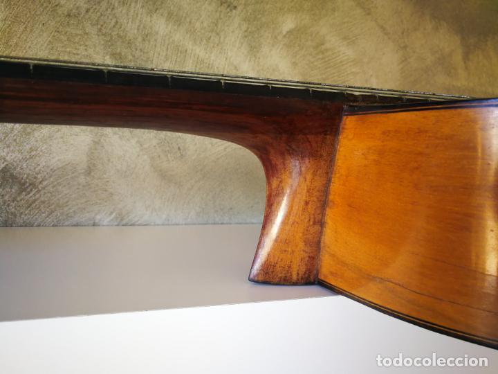 Instrumentos musicales: GUITARRA FLAMENCA DE PALILLOS CARDEÑAS GUERRA 1963 - Foto 11 - 195145760