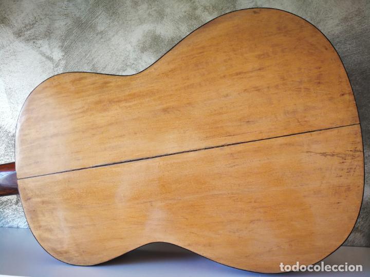 Instrumentos musicales: GUITARRA FLAMENCA DE PALILLOS CARDEÑAS GUERRA 1963 - Foto 13 - 195145760