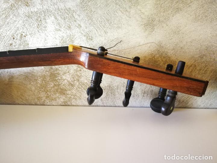 Instrumentos musicales: GUITARRA FLAMENCA DE PALILLOS CARDEÑAS GUERRA 1963 - Foto 18 - 195145760