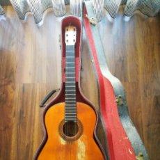 Instrumentos musicales: GUITARRA FLAMENCA DE PALILLOS CARDEÑAS GUERRA 1963. Lote 195145760