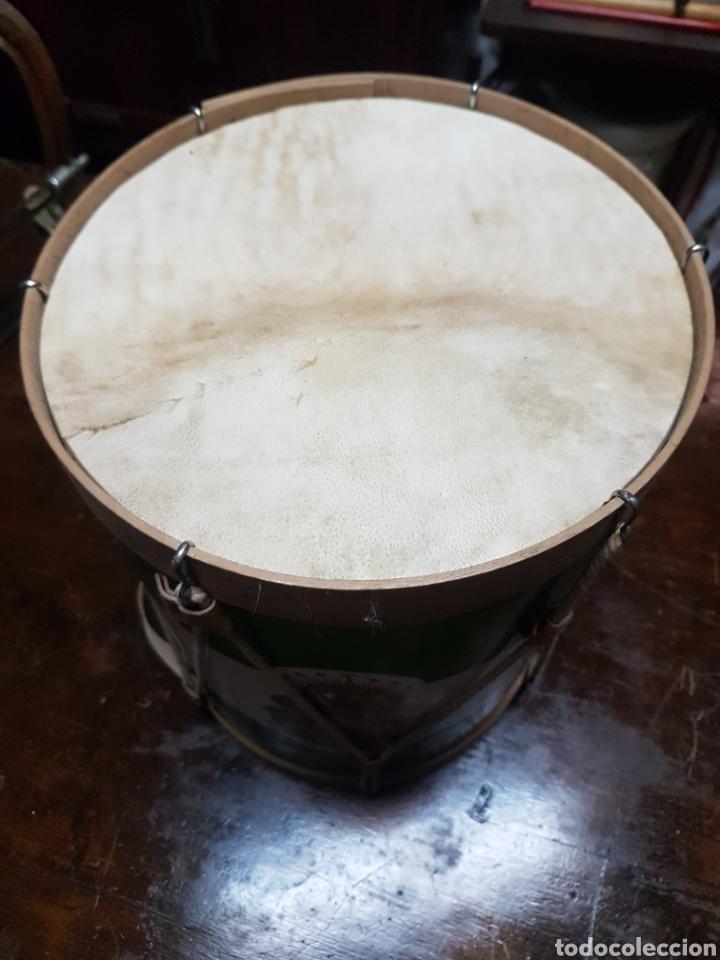 Instrumentos musicales: Tambor Virgen del Rocío 35cm de alto x 27cm de diámetro - Foto 2 - 195183927