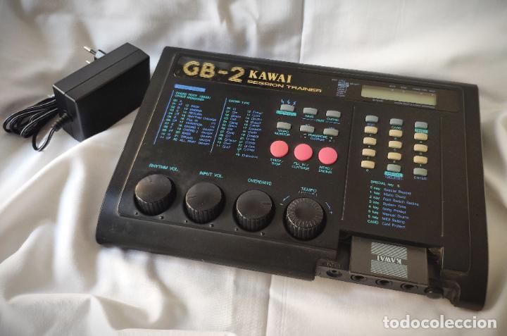 KAWAI GB-2 ENTRENADOR DE SESIÓN CON CABLE DE ALIMENTACIÓN + RAM KAWAI DC-16 - FUNCIONANDO (Música - Instrumentos Musicales - Accesorios)