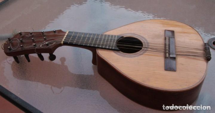INSTRUMENTO A CUERDA.SALVADOR IBAÑEZ E HIJOS. AÑO 1900 (Música - Instrumentos Musicales - Cuerda Antiguos)