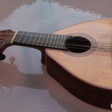 Instrumentos musicales: INSTRUMENTO A CUERDA.SALVADOR IBAÑEZ E HIJOS. AÑO 1900. Lote 195474096