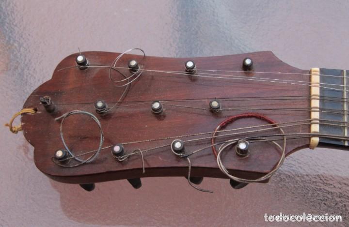 Instrumentos musicales: Instrumento a cuerda.Salvador Ibañez e Hijos. año 1900 - Foto 2 - 195474096