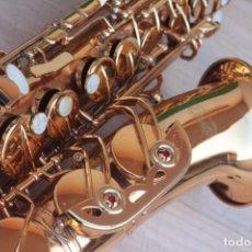 Instrumentos musicales: SAXOFÓN ALTO EN MI BEMOL.SAXO ALTO PAUL MILLET PM 200 SX. Lote 195493625