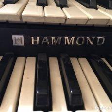 Instrumentos musicales: ÓRGANO HAMMOND. NO ENVÍO. Lote 195630826