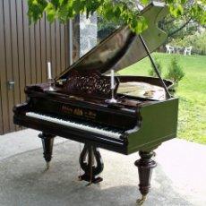 Instrumentos musicales: PIANO A.POKORNY, WIEN, AUSTRIA, AÑO 1905. NUMERADO: 3147. Lote 195664476