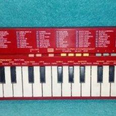 Instrumentos Musicais: PIANO CASIO SA 1 100 SOUND TONE BANK - FUNCIONANDO.. Lote 195674217