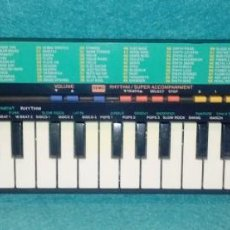 Instrumentos Musicais: PIANO CASIO SA 9 100 SOUND TONE BANK - FUNCIONANDO.. Lote 195674313