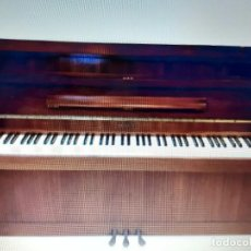 Instrumentos musicales: PIANO ACÚSTICO DE PARED BALDWIN. Lote 195676791