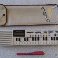 Instrumentos Musicais: TECLADO PIANO CASIO VL-TONE FUNCIONANDO . Lote 195778736