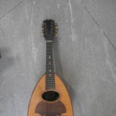 Instrumentos musicales: MANDOLINA FRANCESA ANTIGUA PHEBE. Lote 196075851