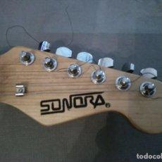 Instrumentos musicales: GUITARRA ELÉCTRICA SONORA. Lote 196334463