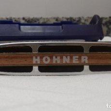 Instrumentos musicales: HARMONICA HOHNER. Lote 196401436