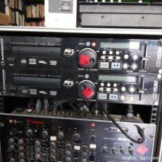 Instrumentos musicales: AUDIOPHONY CD PLAYER CD1530 PROFESIONAL MUY BUEN ESTADO (2 DISPONIBLES). Lote 196479220