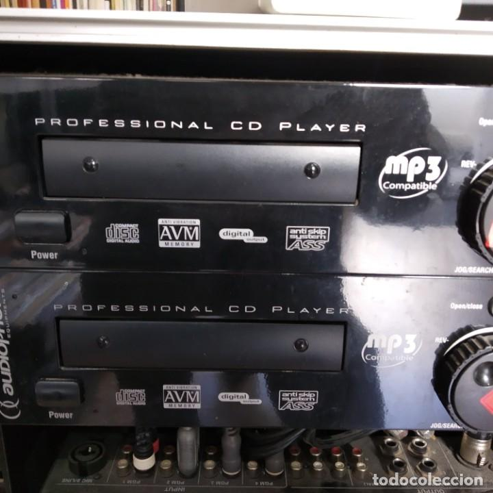Instrumentos musicales: AUDIOPHONY CD PLAYER CD1530 PROFESIONAL MUY BUEN ESTADO (2 DISPONIBLES) - Foto 2 - 196479220