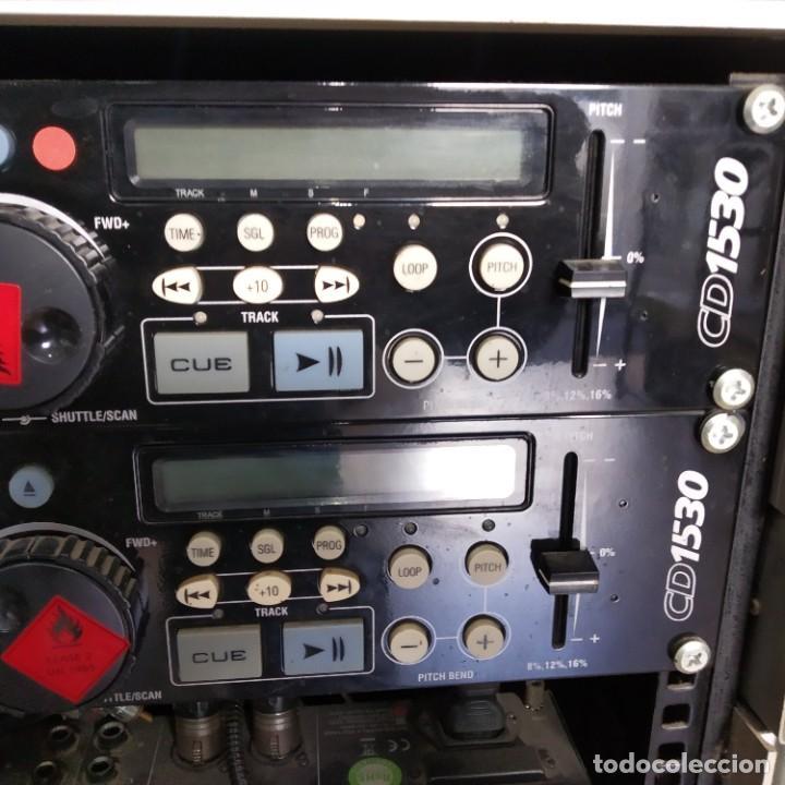 Instrumentos musicales: AUDIOPHONY CD PLAYER CD1530 PROFESIONAL MUY BUEN ESTADO (2 DISPONIBLES) - Foto 3 - 196479220