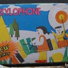 Instrumentos musicales: XYLOPHONE ACADEMY X16 CON SU CAJA ORIGINAL. Lote 196636041