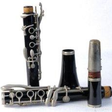Instrumentos musicales: CLARINETE BUNDY CON ESTUCHE. Lote 196934865