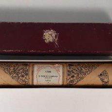 Instrumentos musicales: ROLLO DE PIANOLA VICTORIA Nº1789 - EL CONDE DE LUXEMBURGO - LEHAR . Lote 196975111