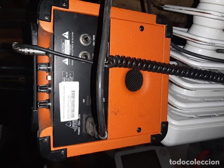 Instrumentos musicales: amplificador guitarra mega - Foto 3 - 197057143