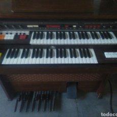 Instrumentos musicales: ANTIGUO ORGANO CAMELOT. FUNCIONA . ( NO ENVIO). Lote 197197927