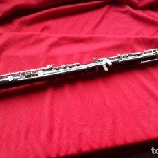 Instrumentos musicales: CLARINETE BREVETE ANTIGUO. Lote 197458190