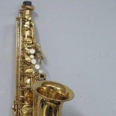 Instrumentos musicales: SAXOFON YAMAHA G1 YAS-62. Lote 198061951
