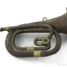 Instrumentos musicales: TROMPETÍN DE 30 CM DE LARGO. TAL CUAL SE VE EN LA FOTO.. Lote 198137726