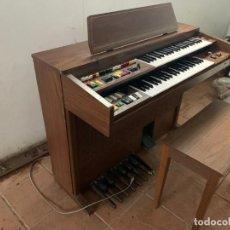 Instrumentos musicales: PIANO ÓRGANO YAMAHA. Lote 198205578