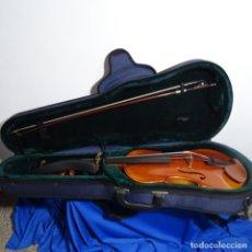 Instrumentos musicales: VIOLA DE 37 CM DE CUERPO.CON FUNDA.GRAN CALIDAD Y CONSERVACIÓN EXCELENTE. XAVIER VIDAL I ROCA LUTHIE. Lote 198250532