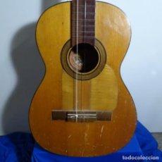 Instrumentos musicales: ANTIGUA GUITARRA JUAN ESTRUCH.. Lote 198250658