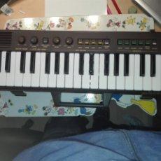 Instrumentos musicales: TECLADO YAMAHA PORTASOUND PS-2 . PILAS Y RED. CON MALETIN. Lote 229375105