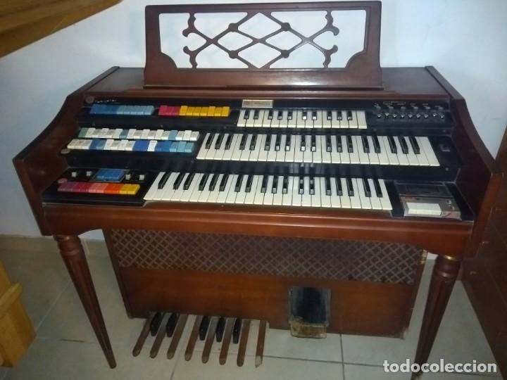Órgano Wurlitzer segunda mano