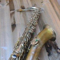Instrumentos musicales: SAXOFÓN ANTIGÜO MARTIN HANDCRAFT.1925. Lote 198975148