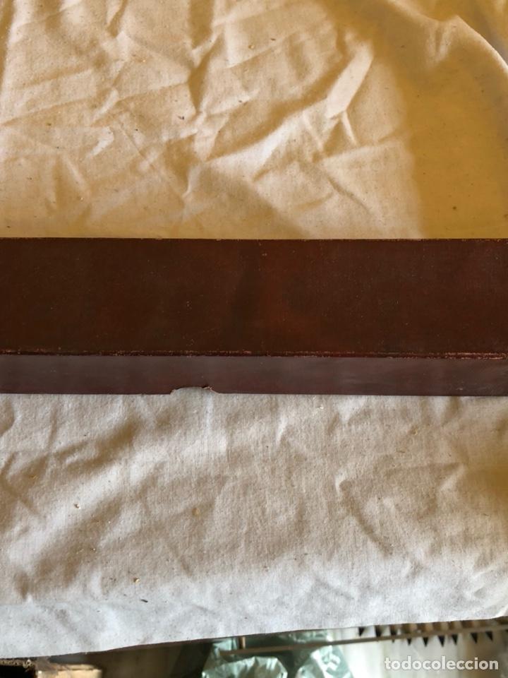 Instrumentos musicales: Lote de 11 tollos de pianola antiguos - Foto 22 - 199043112