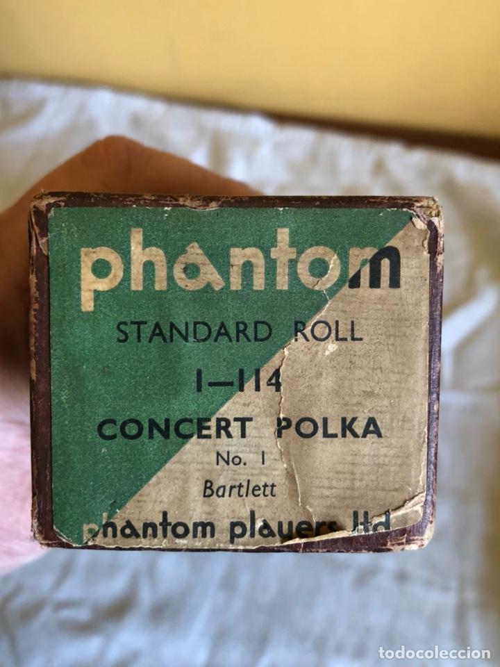 Instrumentos musicales: Lote de 11 tollos de pianola antiguos - Foto 23 - 199043112
