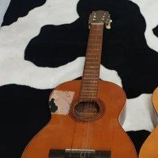 Instrumentos musicales: ANTIGUA GUITARRA ESPAÑOLA PARA RESTAURAR. Lote 199183056