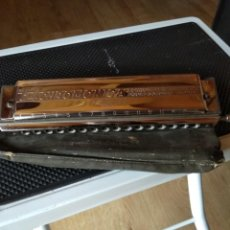 Instrumentos musicales: ARMÓNICA HOHNER THE 64 CHROMONICA. Lote 199711915