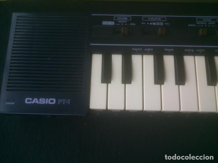 Instrumentos musicales: TECLADO CASIO PT1 PT-1 - Foto 2 - 199752308