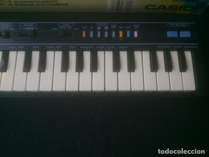 Instrumentos musicales: TECLADO CASIO PT1 PT-1 - Foto 3 - 199752308