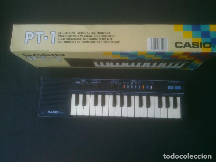 Instrumentos musicales: TECLADO CASIO PT1 PT-1 - Foto 4 - 199752308